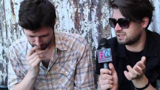 20 Questions with Taking Back Sunday's Adam Lazzara & John Nolan