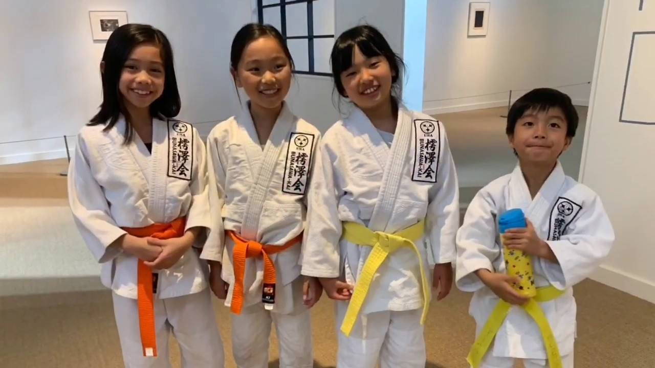 Bunasawa-Kai Junior Judo Demo - March 9, 2019
