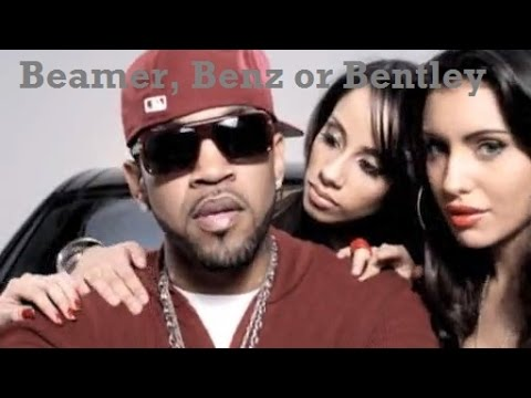 Lloyd Banks  Beamer Benz Or Bentley Ft Juelz Santana +Lyrics   Music  HD
