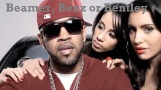 Lloyd Banks Beamer Benz Or Bentley Ft Juelz Santana Lyrics Official Music Video HD