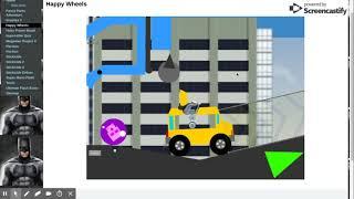 Happy Wheels - Unblocked Games For School!