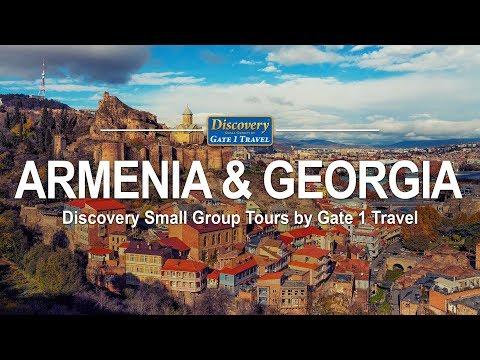 Small Group Tour Of Armenia & Georgia