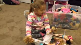Barbie Review with potty talk