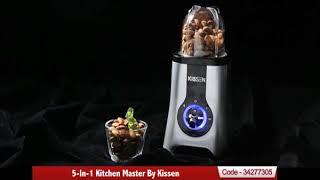 5-In-1 Kitchen Master By Kissen