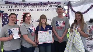 Youth For Troops: Youth Supporting Service Members, Veterans, and Their Families
