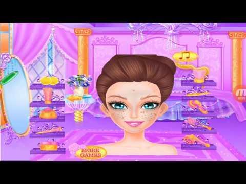 Kraliçe Makyajı Oyunu - Oyuncu Kız