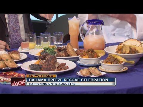 Bahama Breeze Celebrates Reggae Fest