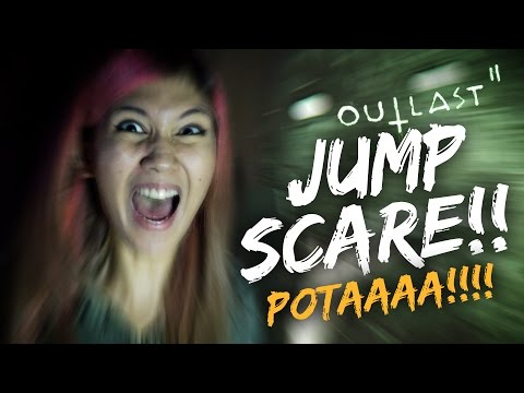 JUMPSCARE!!! SCARY MOMENTS!! - Outlast 2...