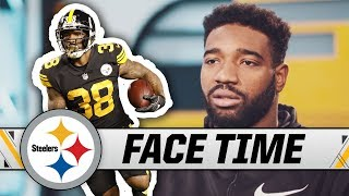 Jaylen Samuels recaps Rookie Campaign, Building for 2019 | Steelers Face Time