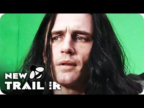 THE DISASTER ARTIST Trailer (2017) James Franco The Room Movie streaming vf