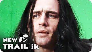 THE DISASTER ARTIST Trailer (2017) James Franco The Room Movie