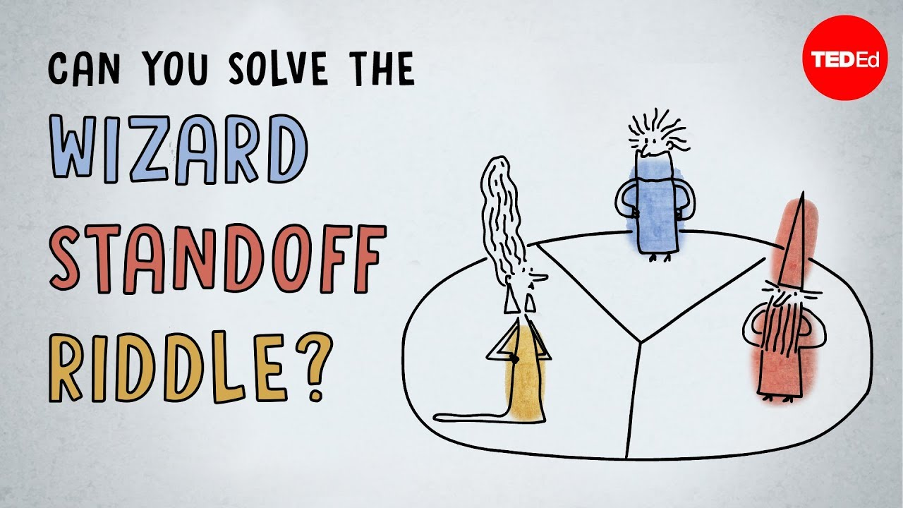 the wizard standoff riddle will test your probability skills