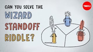 Download Can you solve the wizard standoff riddle? - Dan Finkel Mp3 and Videos