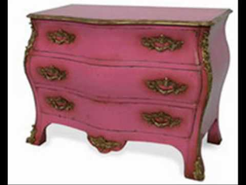 Fine French antique furniture, including Louis XVI period an