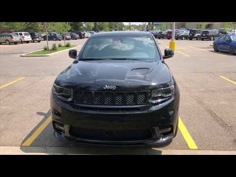 What Fuel Economy 2017 Jeep Grand Cherokee SRT Gets