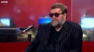 Гребенщиков об Украине.Как он опустил ЖУРНАЛЮГУ ПРОВОКАТОРА