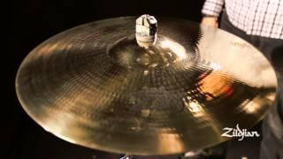"Zildjian Sound Lab - 18"" A Custom Medium Crash"