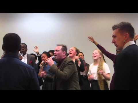 Breaking the Chains conference, Oslo, Norway