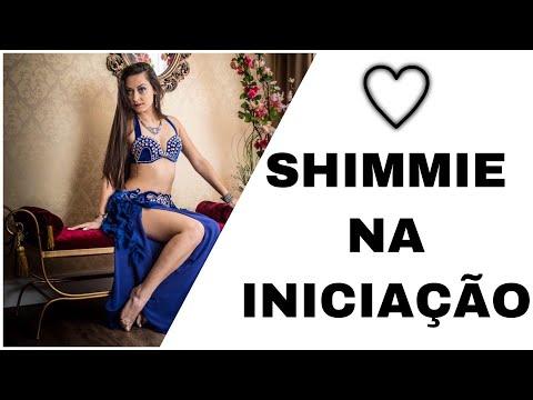 DE DANÇA DO VENTRE INICIANTES SHIMMIE PARA AQUECER NOS PRIMEIROS PASSOS DA