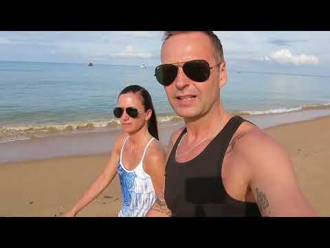 Walking & Talking on Khao Lak Beach | VLOG 28