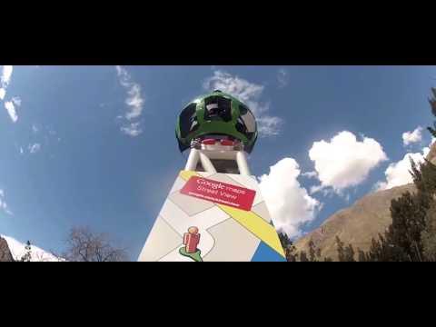 Descubre Perú Rail a través de Street View