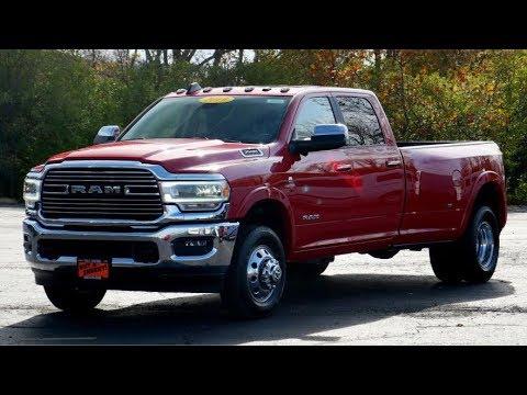 Cummins HO - Tow 33,950 lbs! 2019 Ram 3500 Laramie For Sale | 29362T