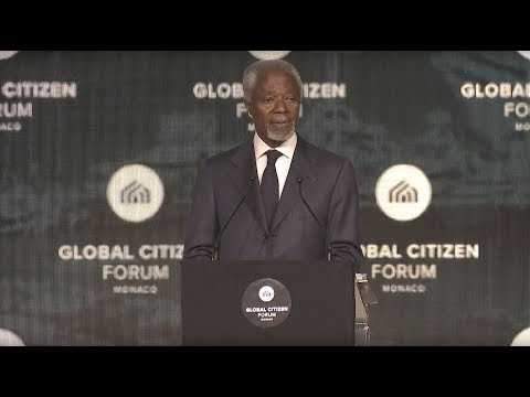 GLOBAL CITIZEN FORUM MONACO 2015
