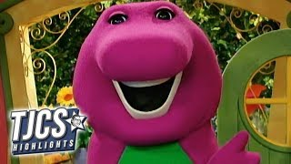 Barney The Dinosaur Movie Coming Because... I Got Nothing