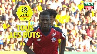 Tous les buts de la 30ème journée - Ligue 1 Conforama / 2018-19