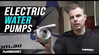 Everything you need to know about Davies Craig electric water pumps | Tech Tuesday | fullBOOST
