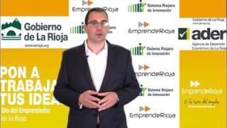 2016 11 17 Dia Emprendedor Entrevista Alberto LLamazares de IG Asesores