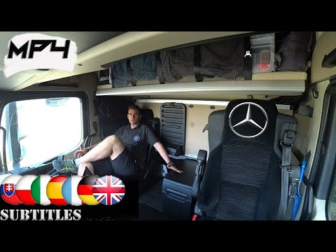 Mercedes Actros MP4 1848