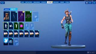(ALL FORTNITE LEAKED EMOTES 9.40V) BUSINESS HIPS, RECKLESS, REVEL