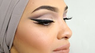 One of Chinutay A.'s most viewed videos: How to: Winged Eyeliner Tutorial