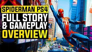 SPIDER-MAN PS4 - Full Story & Gameplay Overview | Everything We Know So Far!