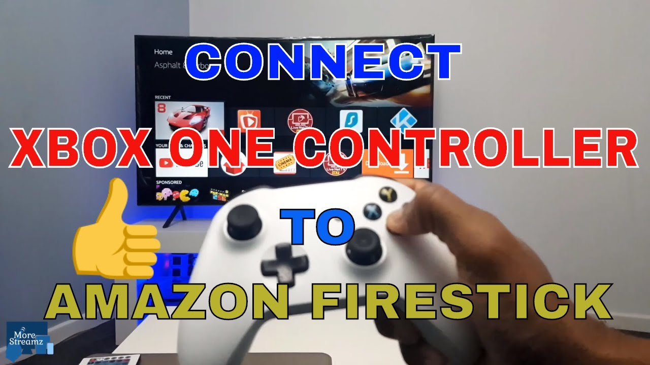 How To Connect Xbox One Controller To Amazon Firestick 4k