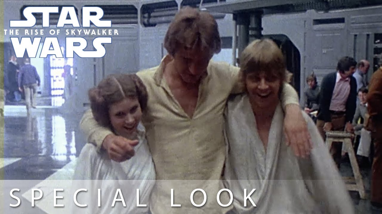 Star Wars: The Rise of Skywalker | Special Look
