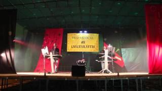 Nas Festas Do Senhor Da Vera Cruz No Candal Com Jota Maia