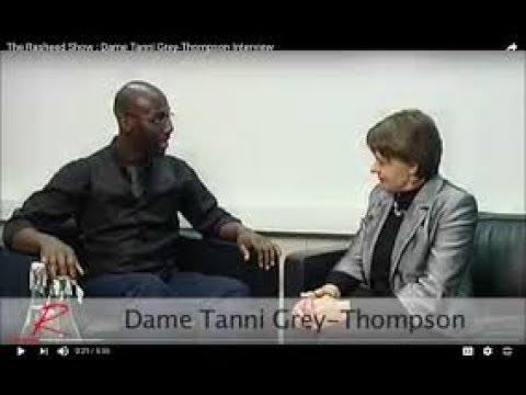 The Rasheed Show : Dame Tanni Grey-Thompson Interview