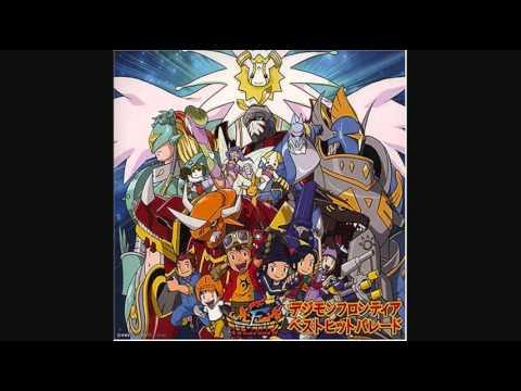 Digimon Frontier - Dub Theme Instrumental Full