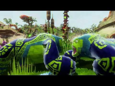 Viva Piñata: Trouble in Paradise Trailer - Rated E.