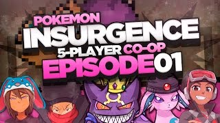One of TheKingNappy's most viewed videos: Pokémon Insurgence 5-Player Randomized Nuzlocke - Ep 1 IT IS INDUBITABLY THAT TIME