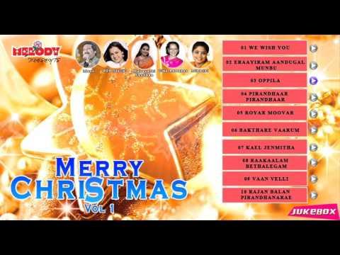Tamil Christmas Devotional | X - Mas Top 10  | Merry Christmas Vol.1