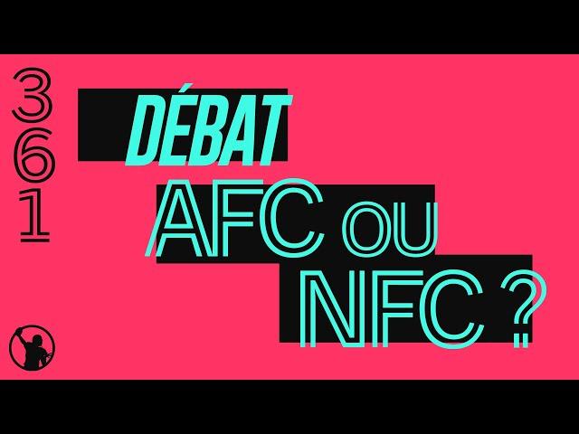 Débat : AFC ou NFC ? Quelle est la meilleure conférence ?