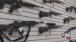New customers flood Valley gun shops