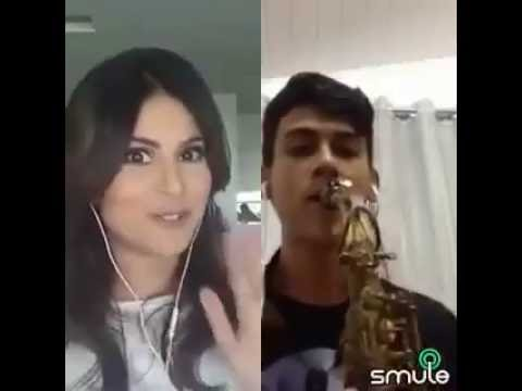 Ressuscita-me - Aline Barros ft. Lucas Henrique - Smule - Sax Cover