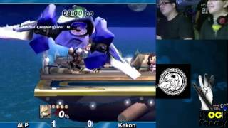 (Project M) 4 Stock Fridays 5 - Kekon (Diddy) vs ALP (Fox)(Project M Singles Tournament., 2016-02-29T10:14:24.000Z)