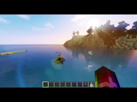 Minecraft Shader Mod