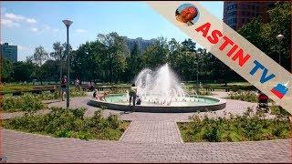 Лучшие места для отдыха в Москве. Парк имени 30 летия Победы!