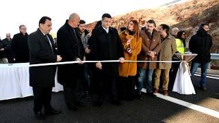 Εγκαίνια οδικού άξονα Κιλκίς-κόμβος Μαυρονερίου-Eidisis.gr webTV